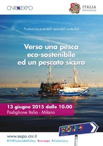 locandina pesca sostenibile