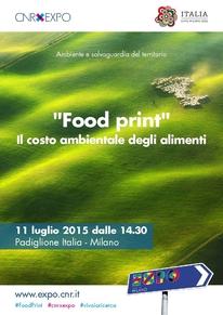 locandina food print